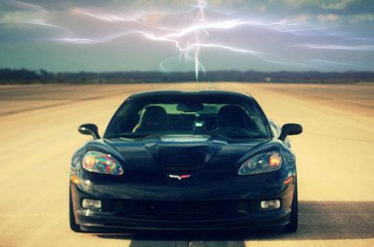 Электрический Chevrolet Corvette побил собственный мировой рекорд скорости