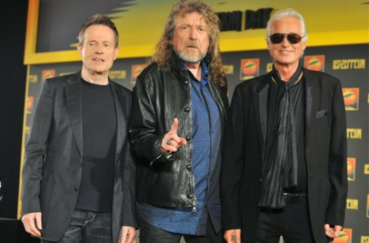 Led Zeppelin представили видео «What Is and Should Never Be» (ВИДЕО)