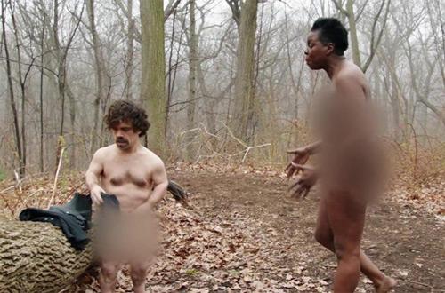 зарубежные реалити шоу с голыми