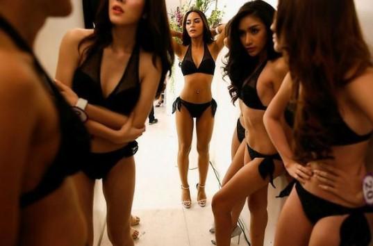 Мис транссексуалки в тайланде