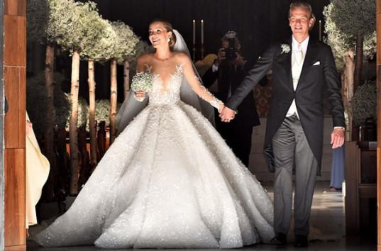 Виктория сваровски свадьба фото