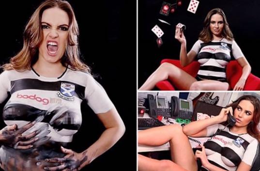 Сексуальная модель видео