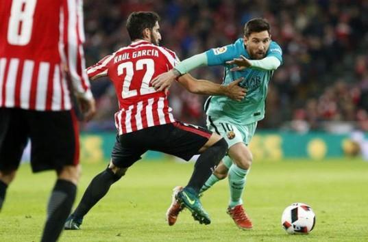 Атлетик– Барселона: «Барселона», обзор матча (ВИДЕО
