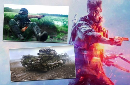 «Battlefield V»: ЕА наконец-то представила миру свое видение Battle Royale (ВИДЕО)