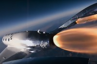 Компания «Virgin Galactic» успешно вывела в космос ракетоплан (ВИДЕО)
