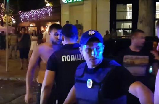Дебош вНиколаеве: Геращенко объявил, что проявившие трусость полицейские будут уволены