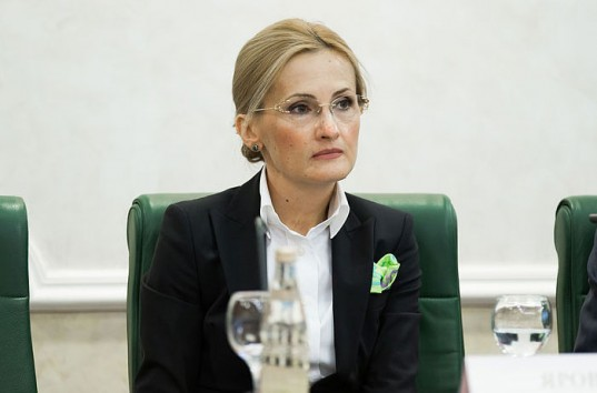 Ирина Яровая / Official photographer of the Federation Council of Russia